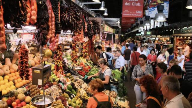 ボケリア市場