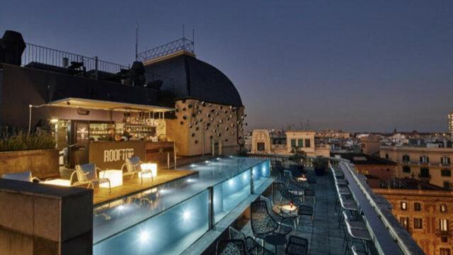 Hotel Ohla Barcelona: New York Style
