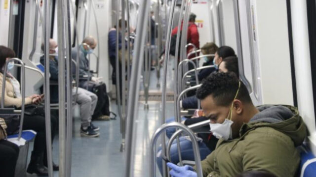 distance in public transport