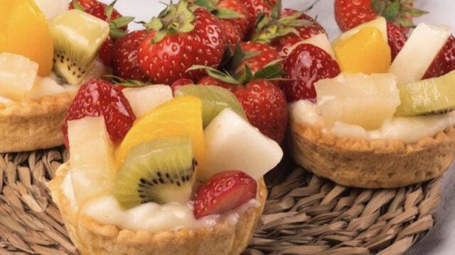 Jansana-fruits tarte