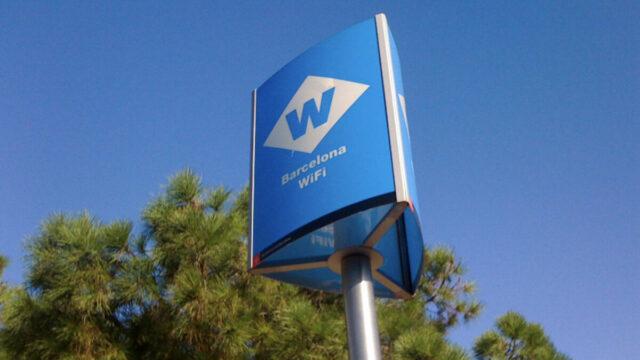 WiFi Barcelona