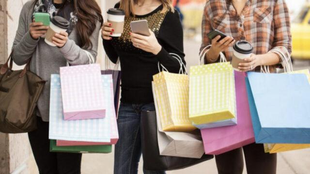 WiFi-shopping mall