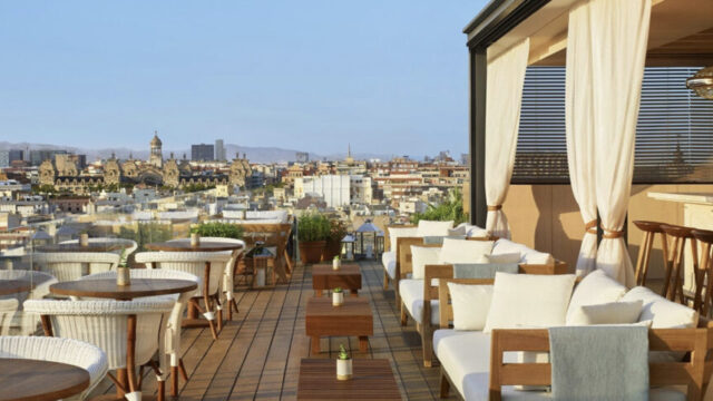 The Barcelona Edition : The Roof