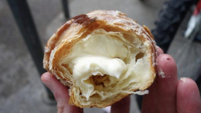 croissant mascarpone