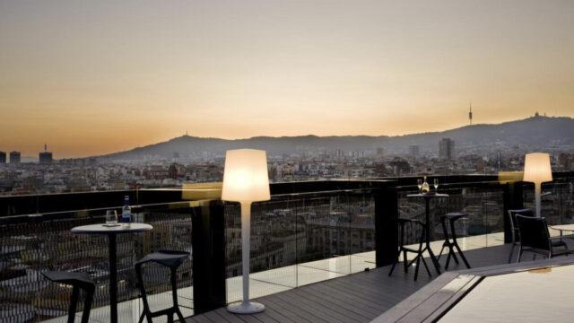 Hotel Barceló Raval : 360 Degrees