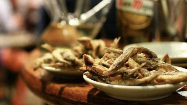 anchoa frita