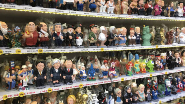 caganer figures