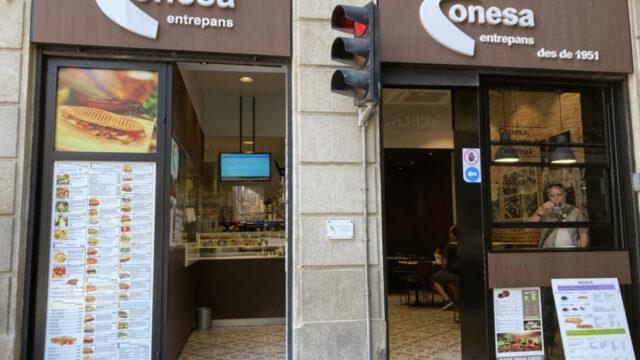 conesa entrance