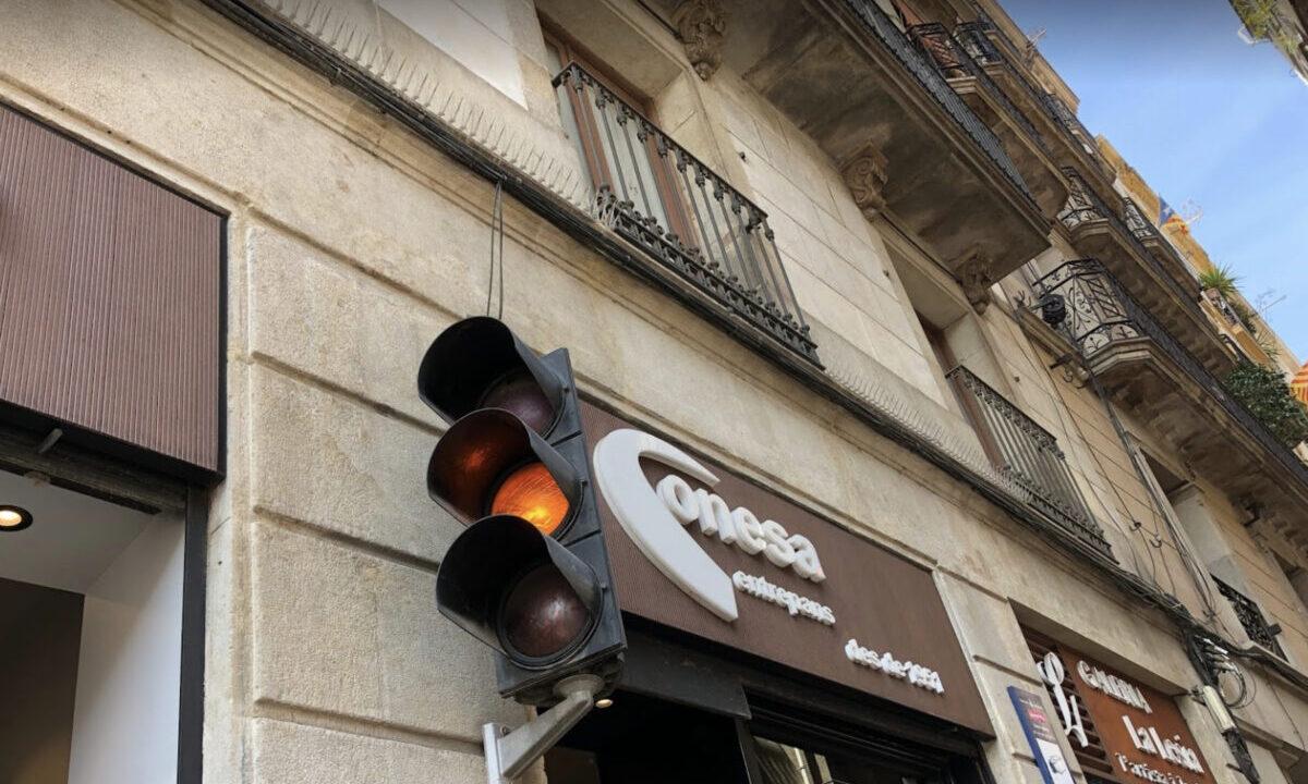 conesa traffic light