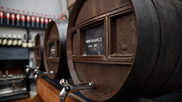 vino barril