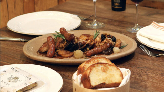 winer sausage